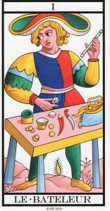 A・Kさんのソウルカード 1の手品師